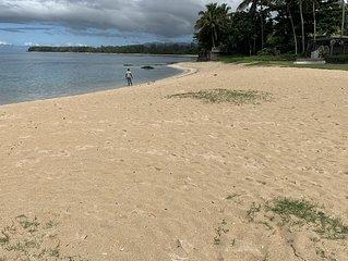 Riambel: Campement entièrement rénové et équipé avec un accès direct à la plage