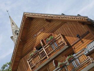 Chalet de charme L'Ancolie 4* haut de gamme 320m² avec spa jusqu'à 15 personnes