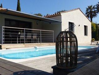 Villa recente 3 chambres au Castellet
