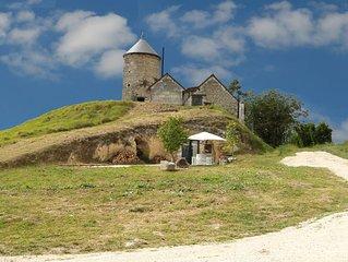 Le Moulin de la Motte Baudoin