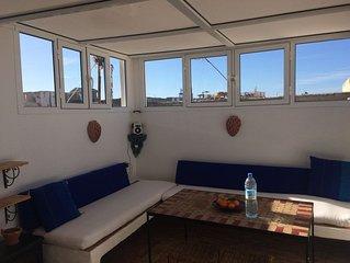 Appartement Essaouira dans la Médina - 2 chambres
