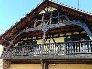 Appartement Gîte de Charme  Proche De Colmar Et De Strasbourg