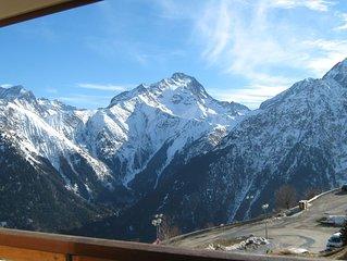 Les Deux Alpes Residence Le Soleil Appartement 5 Couchages