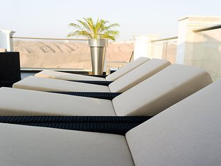 VILLA DIAMOND *****Jasmin B 1er étage balcon + toit terrasse 160 m2 Eilat ISRAEL