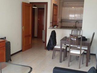 Appartement meuble , NIGRAN/ PLAYA AMERICA