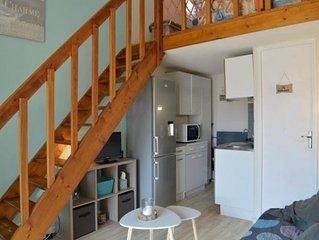Appartement Fleury-Saint-Pierre-la-Mer, 1 piece, 4 personnes