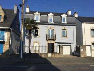 Loue Maison de ville AURAY Gites De France 3 EPIS
