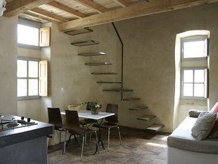 Authentique ferme du 17ème rénovée, calme, luxe et volupté.
