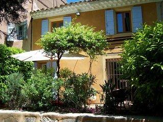 Villa La Risante -Aix-en-Pce/Le Tholonet/Offre à saisir 1 000 euros/14-21/07