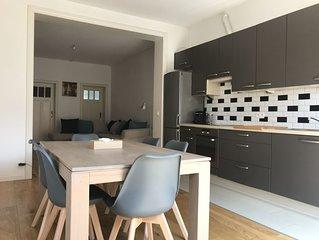 Appartement 2 chambres dans un quartier tendance de Bruxelles