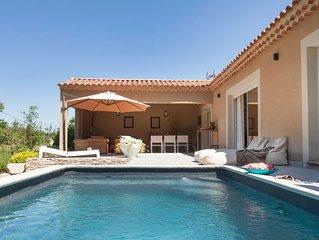 Magnifique Villa Provençale au coeur d'un jardin paysagé