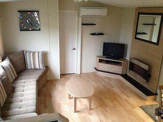 MOBIL HOME 45m2,  très bien équipé, Parc résidentiel4* tout confort