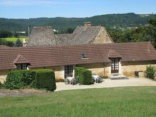 Gite de la Saladie ; Location vacances en  Périgord Noir  Montignac-Lascaux