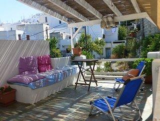 Maison individuelle centre Skyros