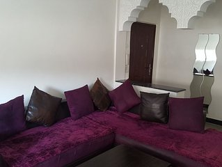 Aapartment in Rabat downtown