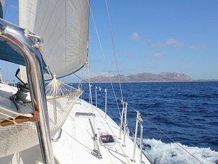 Croisiere en Catamaran avec skipper et hotesse