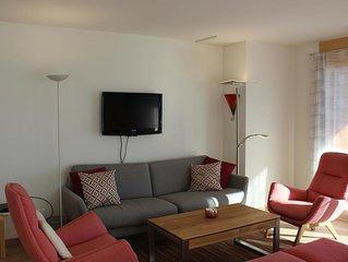 Domaine du Parc B308 Bel appartement de standing, 4 ½ pièces, 92m2, situé au 1er