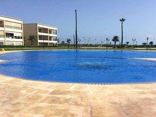 Appartement bord de Mer à Ola Blanca 4385