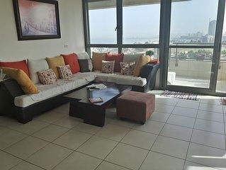 Appartement vue mer marina Ashdod