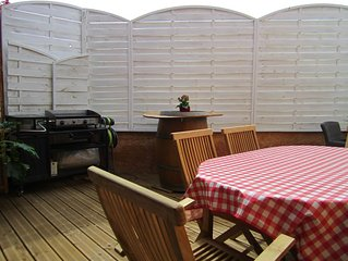 Maison 6 pers - 60 m2 avec terrasse et piscine.