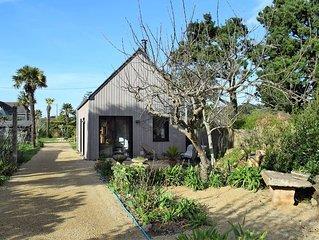 Maison NEUVE avec jardin clos a 150m de la mer a Tregastel