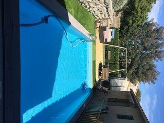 Loue Villa avec piscine
