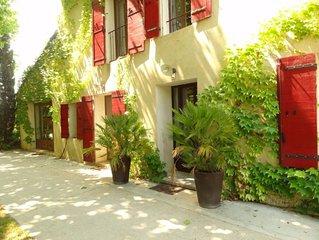 Beau mas en Provence piscine privee - wifi gratuit