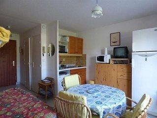 Appartement Jullouville, 1 piece, 2 personnes