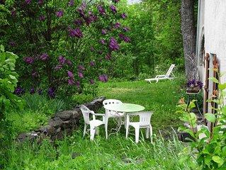 Appartement rez de jardin 2/3 pers Pelvoux les Ecrins
