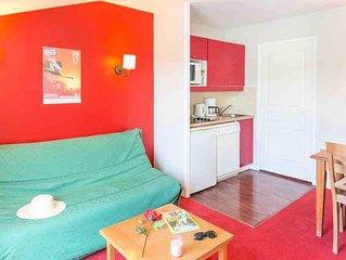 Résidence Pierre & Vacances Le Hameau du Lac*** - Appartement 2 Pièces 4 Personn