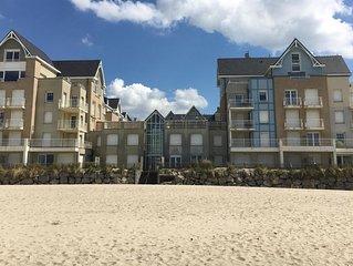 Berck Plage : Duplex , vue mer, 8 personnes