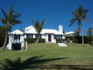 Charming Bermuda Cottage - 6 ppl - 5min walk from the beach