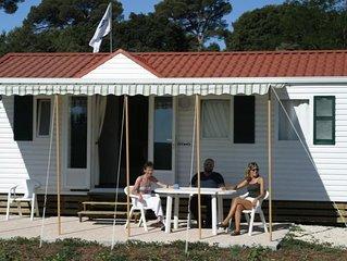 Domaine Sainte Veziane*** - Mobil Home Confort 3 Pièces 4/6 Personnes