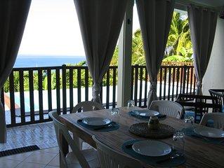 Gîte Rêve Caraïbes 'Le Lagon'