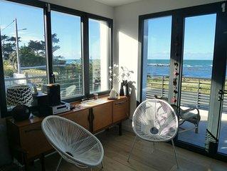 Villa Roc'h Avel ★★★ 120m2, vue mer panoramique