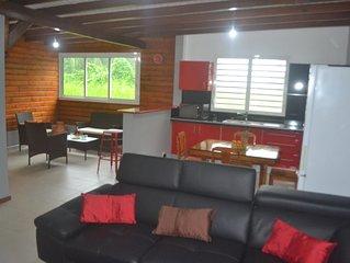Maison-Villa Cerise-cafe