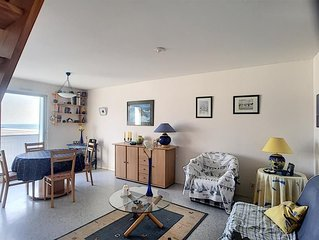 Appartement Jullouville, 3 pieces, 4 personnes