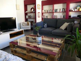 Appartement en plein coeur de Marseille
