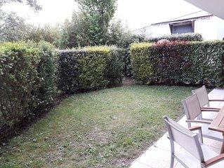 Appartement T3 avec jardin et terrasse