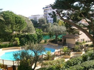 SANDIEGO Quartier Pinède 3 pièces avec piscine et tennis