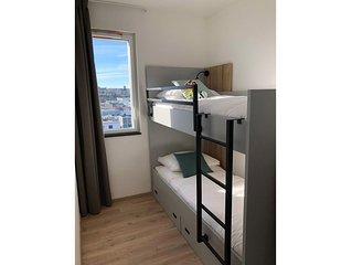 Appartment spacieuse pour 6 personnes au centre de Boulogne-sur-Mer