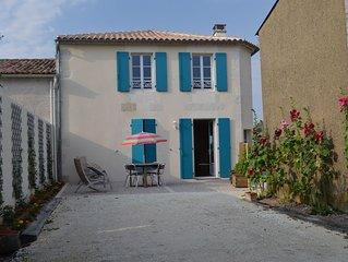 MAISON 6 pers. Accès HANDICAPES - Estuaire Gironde
