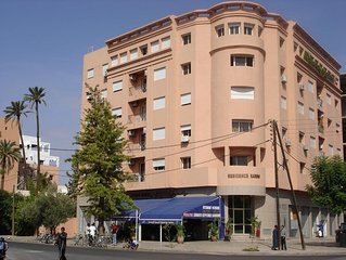 Appartement Marché aux fleurs, localisation en centre-ville, 4 pers.