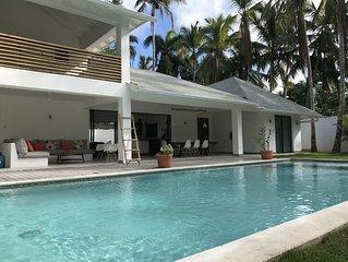 Casa Panama Villa moderne 5 chambres 250m plage-