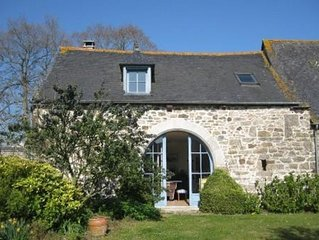 Location  Maison  Planguenoual Proche Mer Et Val Andre 450 euros semaine