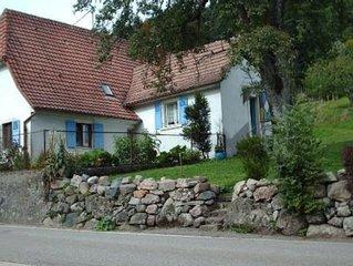 location maison pour 2 personnes a Rimbach pres masevaux