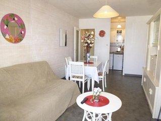 Appartement Saint-Hilaire-de-Riez, 2 pièces, 4 personnes