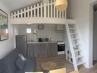 Appartement T2 bis agreable et lumineux au ceour de Capbreton