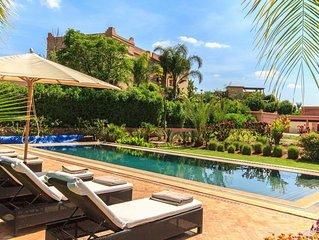 Villa 3 chambres piscine privée sur le golf de Samanah