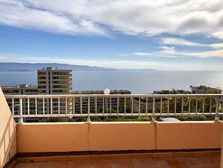 Appartement F1 40m2, vue mer, iles Sanguinaire